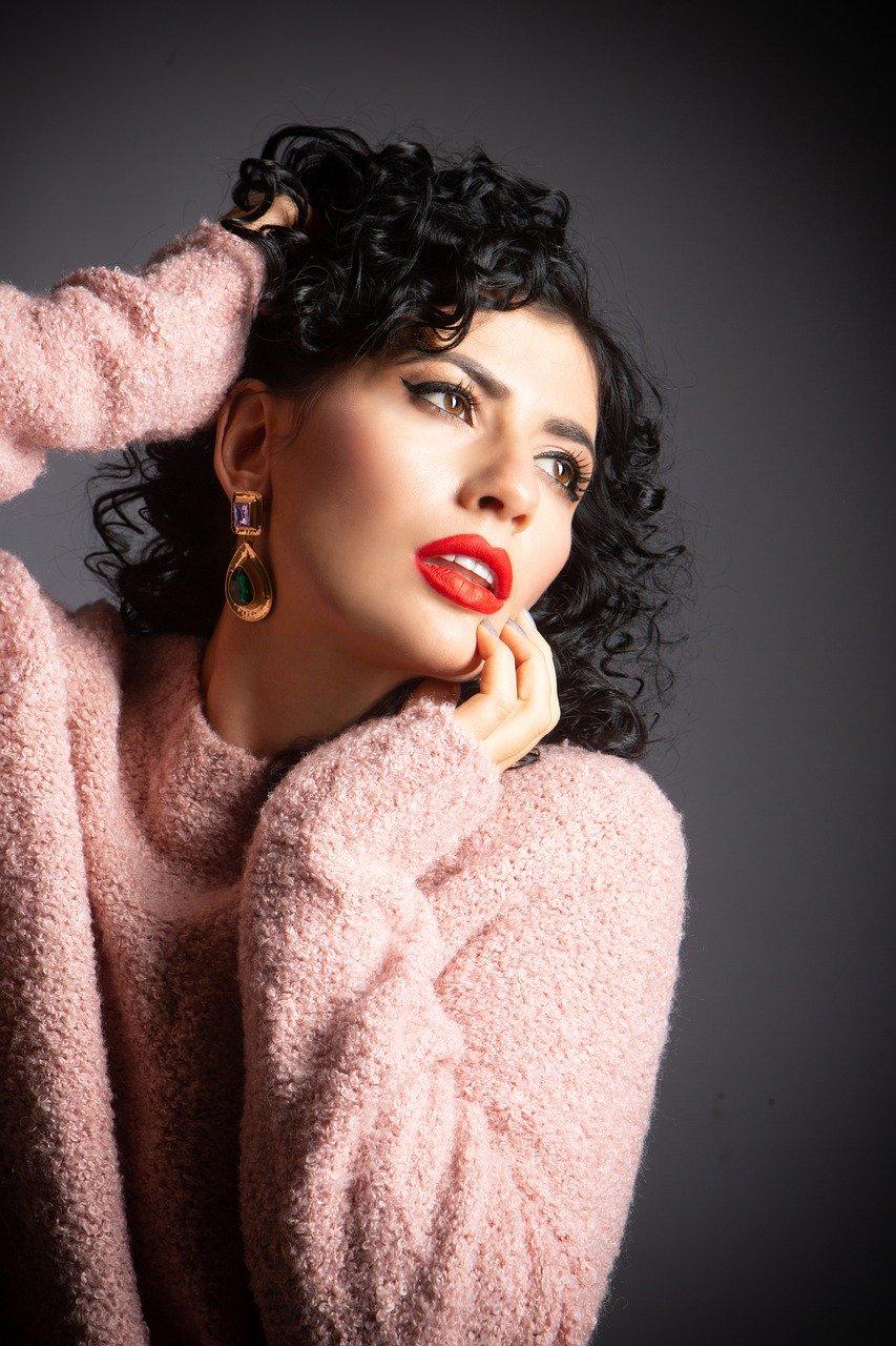 woman, model, fashion